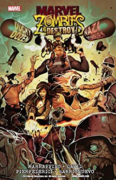 Marvel Zombies Destroy