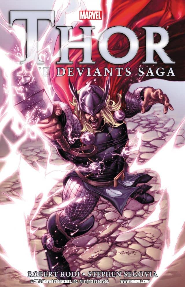 Thor: The Deviants Saga