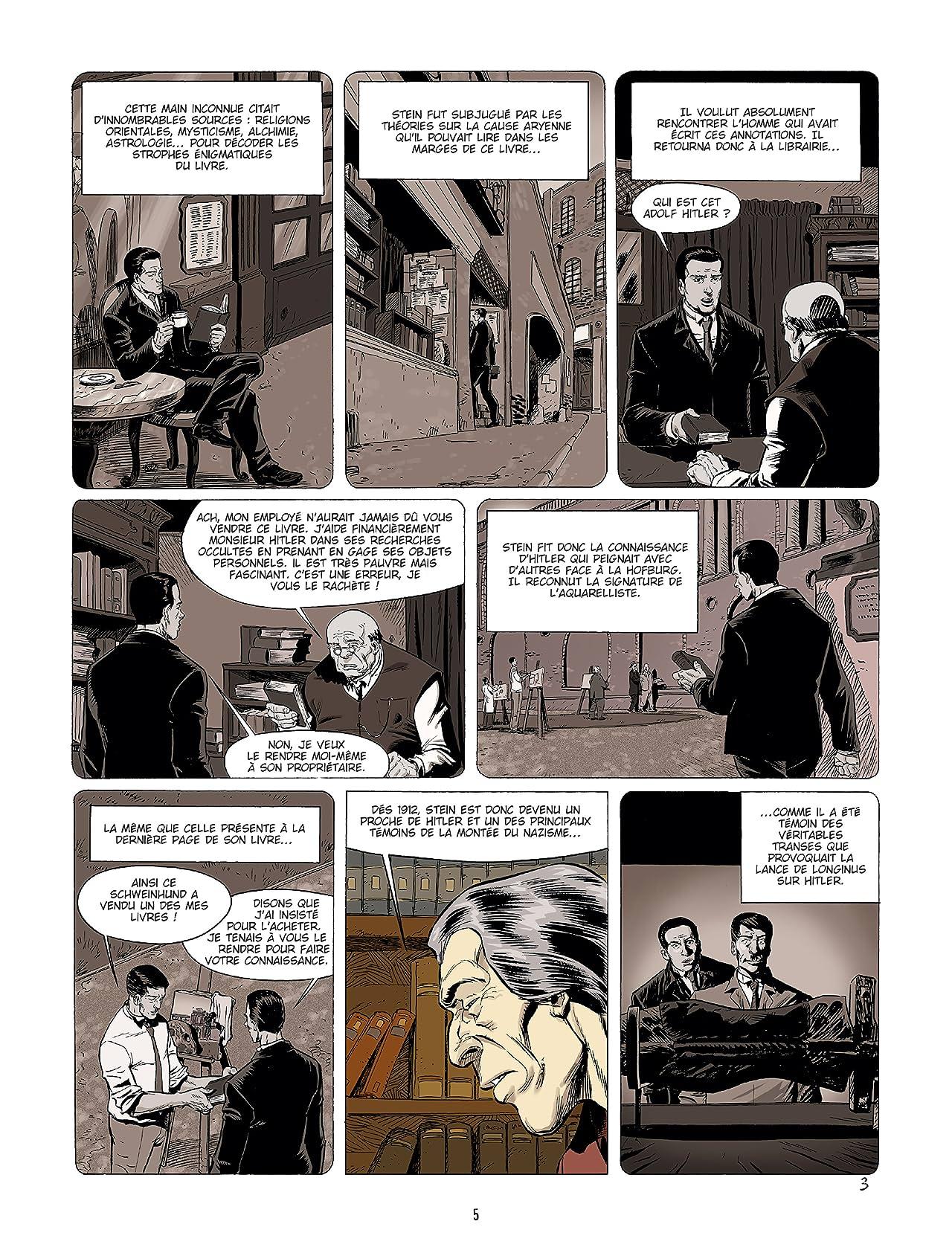 Le Messager Vol. 3: L'archange