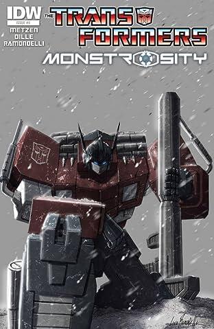 Transformers: Monstrosity #5 (of 12)