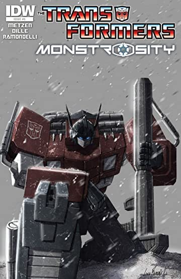 Transformers: Monstrosity #5 (of 12)