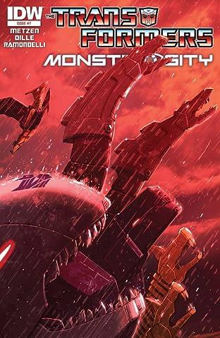 Transformers: Monstrosity #7 (of 12)