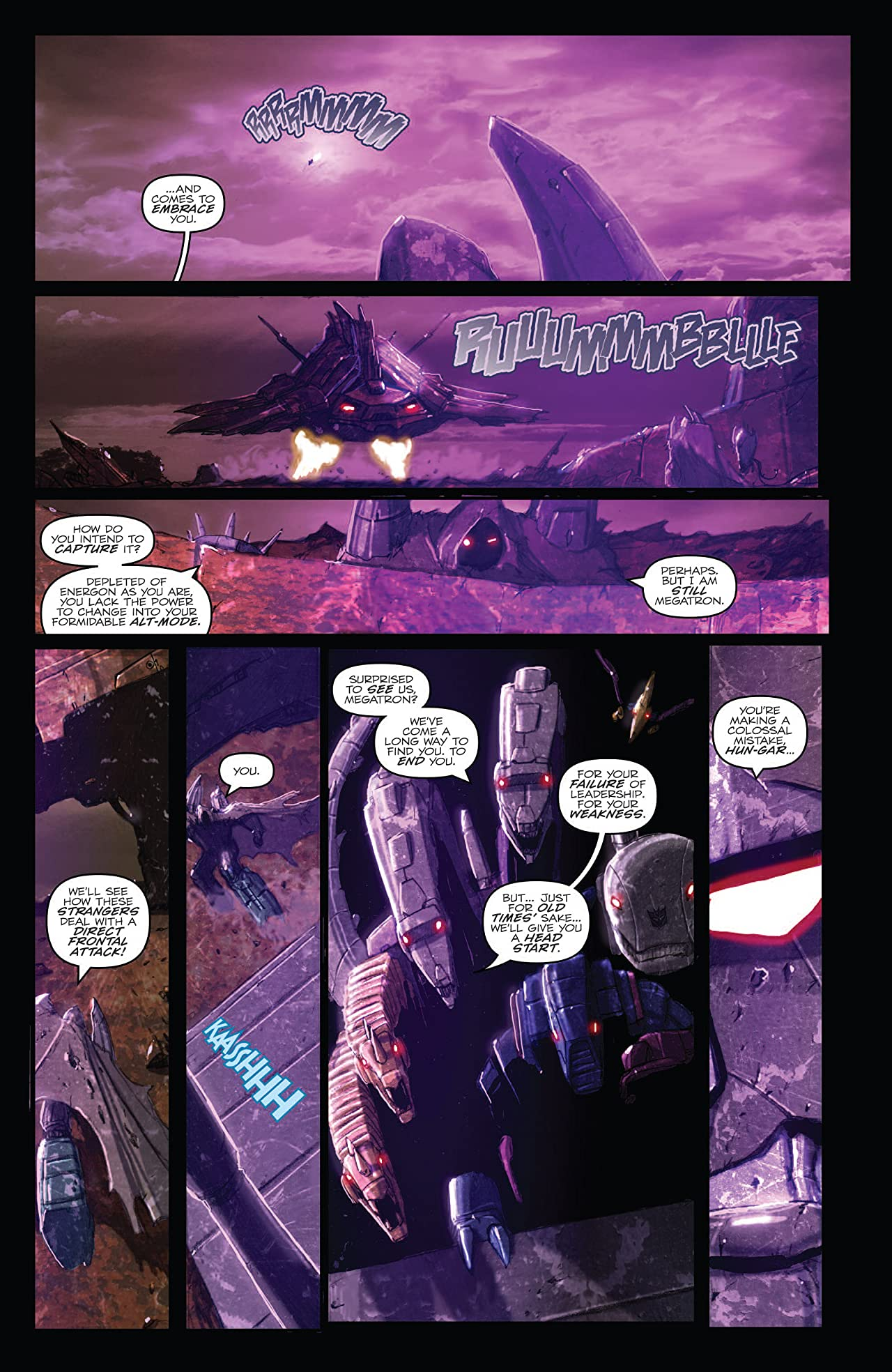 Transformers: Monstrosity #7 (of 12)