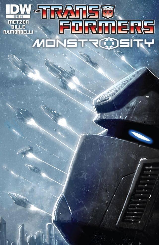 Transformers: Monstrosity #8