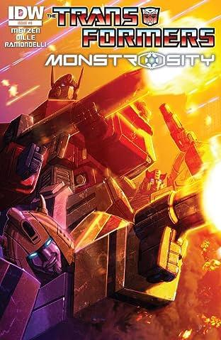 Transformers: Monstrosity #9 (of 12)