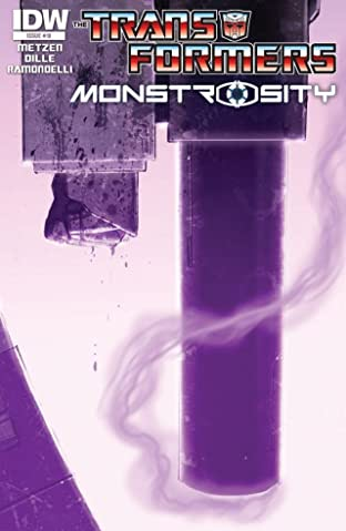 Transformers: Monstrosity #10 (of 12)