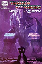 Transformers: Monstrosity #11 (of 12)