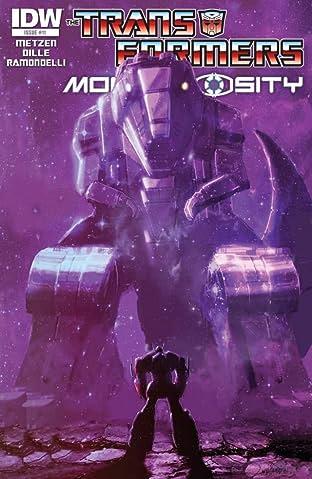 Transformers: Monstrosity #11 (of 12)
