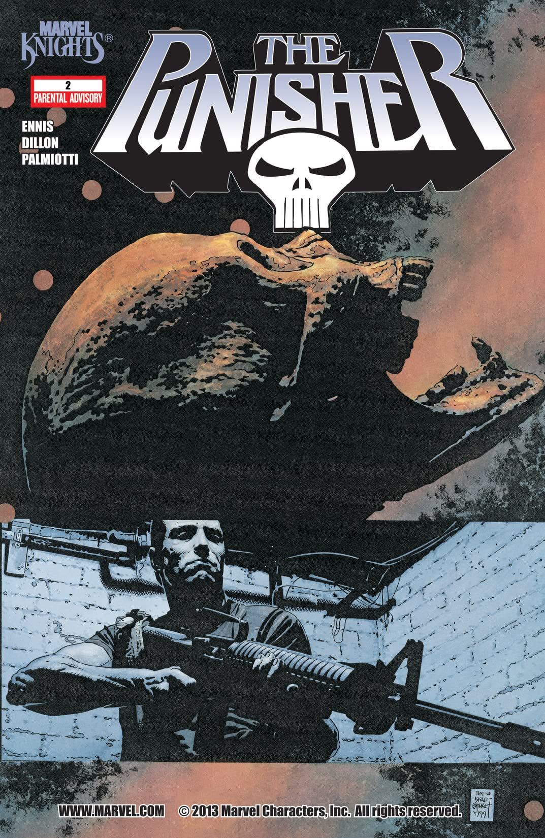 The Punisher (2000-2001) #2