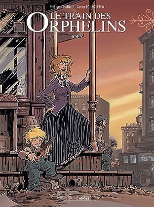 Le Train des orphelins Vol. 4: Joey