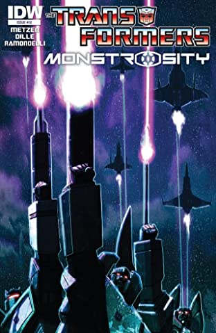 Transformers: Monstrosity #12 (of 12)