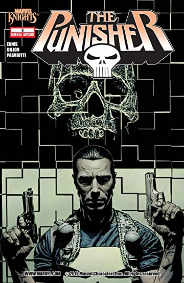 The Punisher (2000-2001) #5