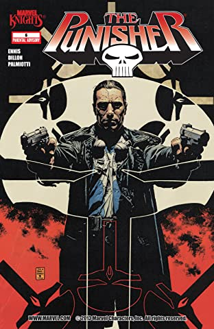 The Punisher (2000-2001) #6