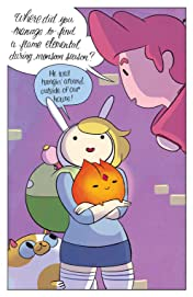 Adventure Time: Fionna & Cake #4 (of 6)