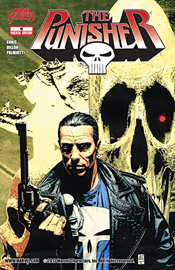 The Punisher (2000-2001) #10