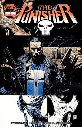 The Punisher (2000-2001) #12