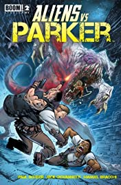 Aliens vs. Parker #2 (of 4)