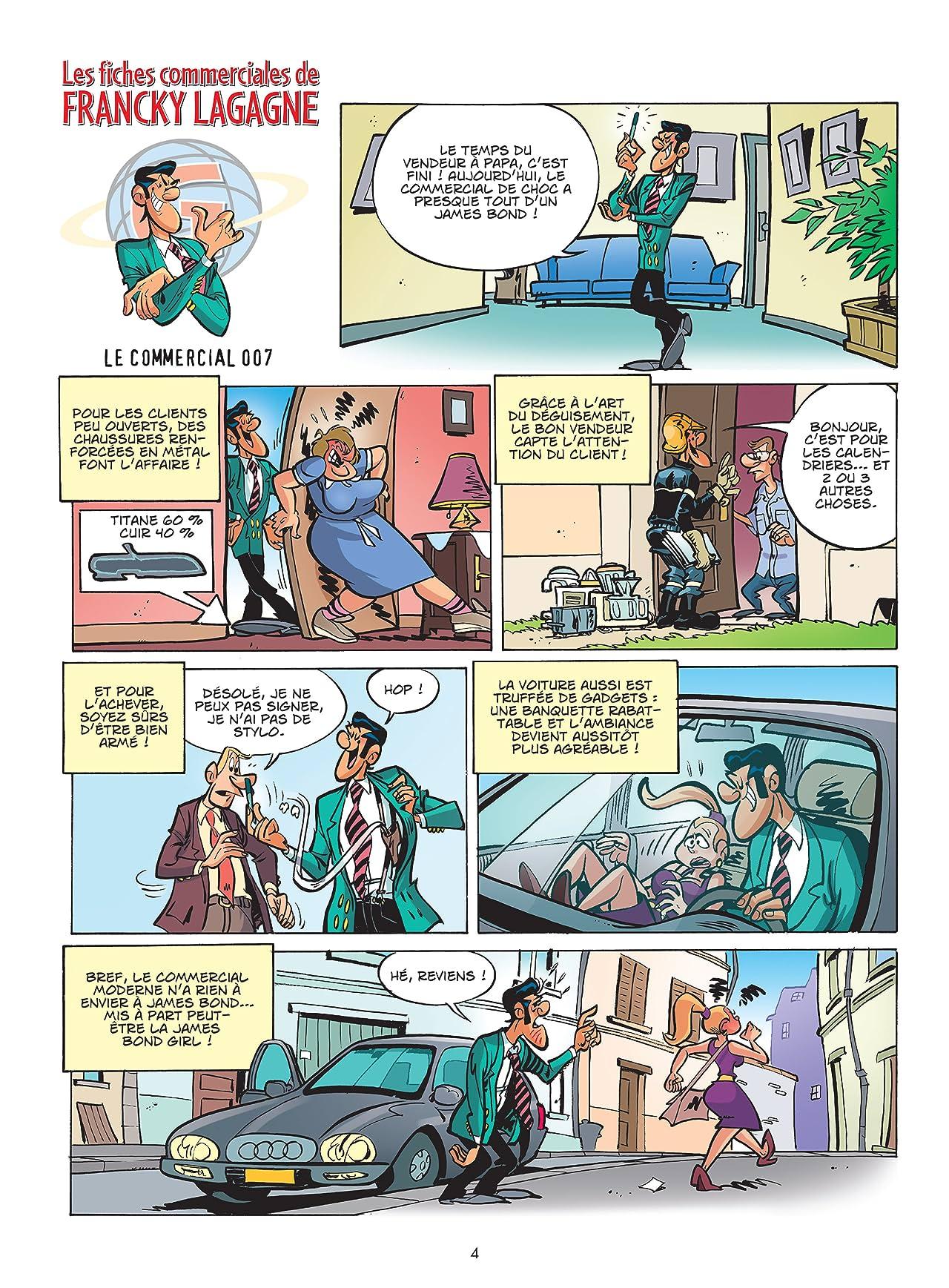 Les Commerciaux Vol. 4: Le bon,  la brute et le client