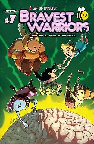 Bravest Warriors No.7