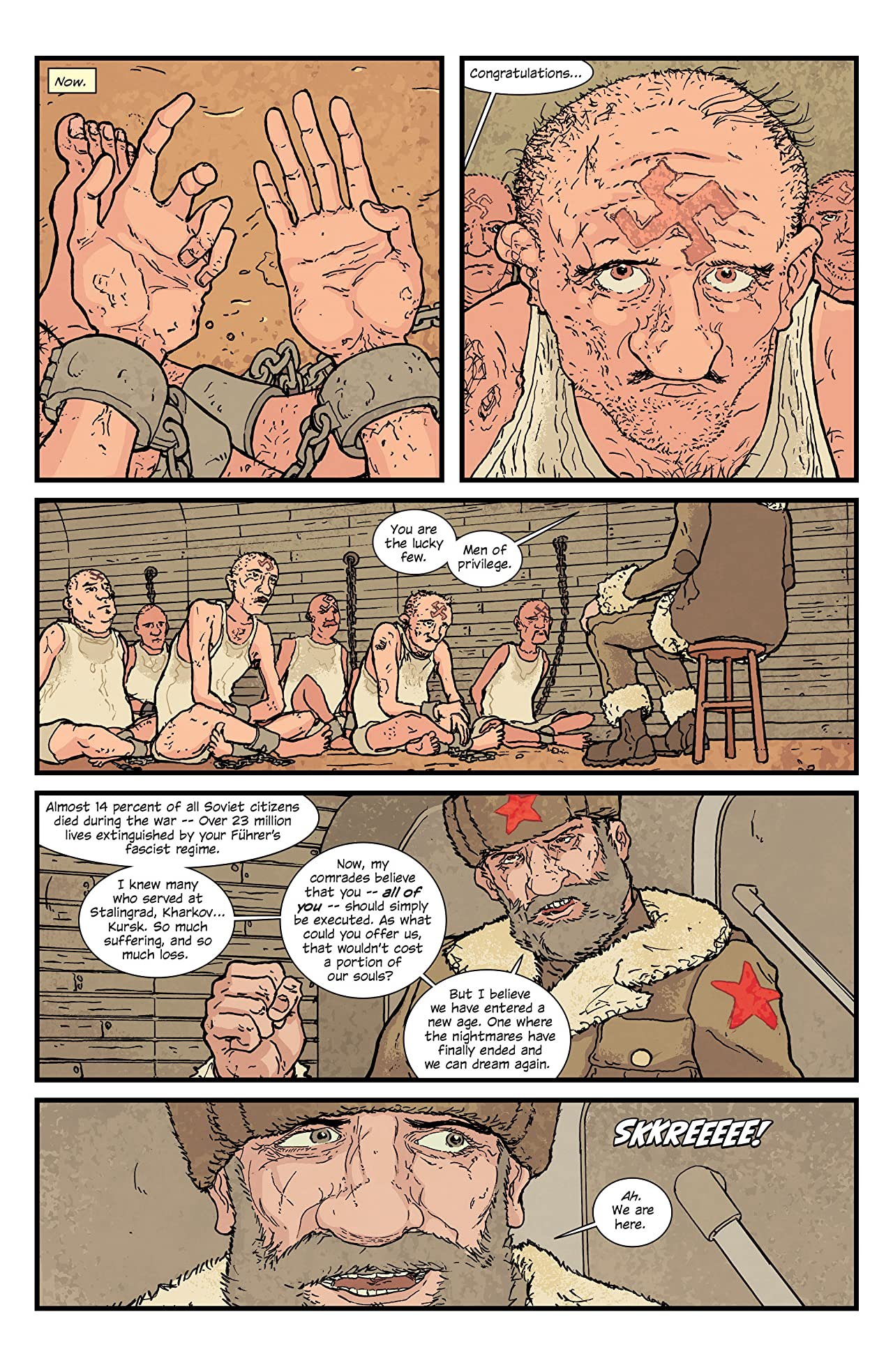 The Manhattan Projects Tome 2