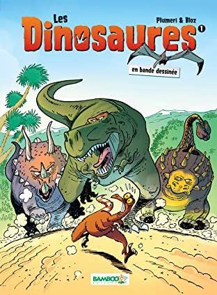 Les Dinosaures Tome 1
