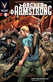 Archer & Armstrong (2012- ) #9: Digital Exclusives Edition