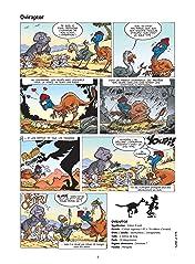 Les Dinosaures Vol. 3
