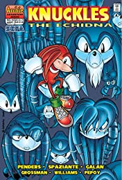 Knuckles the Echidna #16