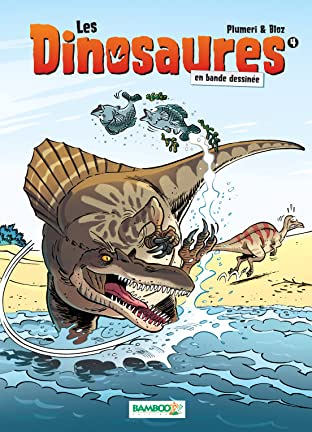 Les Dinosaures Tome 4