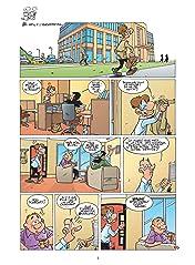 Les Fonctionnaires Vol. 10: Pleins pots !