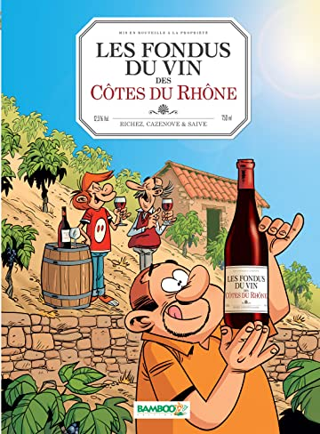 Les Fondus de Côte du Rhône