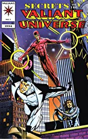 Secrets of the Valiant Universe (1994-1995) #1