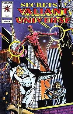 Secrets of the Valiant Universe (1994-1995) No.1