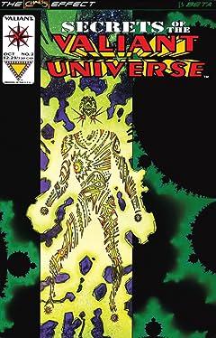 Secrets of the Valiant Universe (1994-1995) No.2