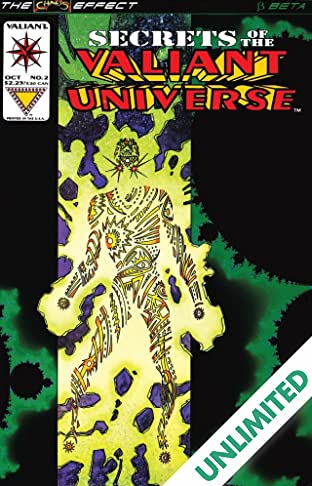 Secrets of the Valiant Universe (1994-1995) #2