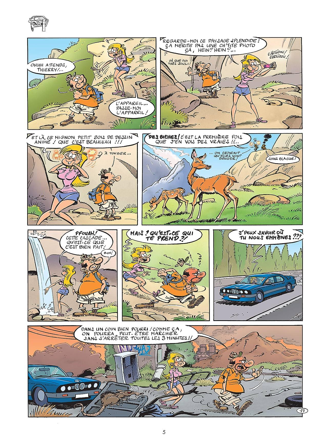 Les Fondus de la rando Vol. 1