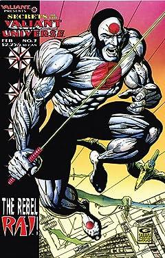 Secrets of the Valiant Universe (1994-1995) No.3