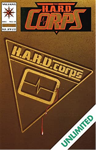 H.A.R.D. Corps (1992-1995) #13