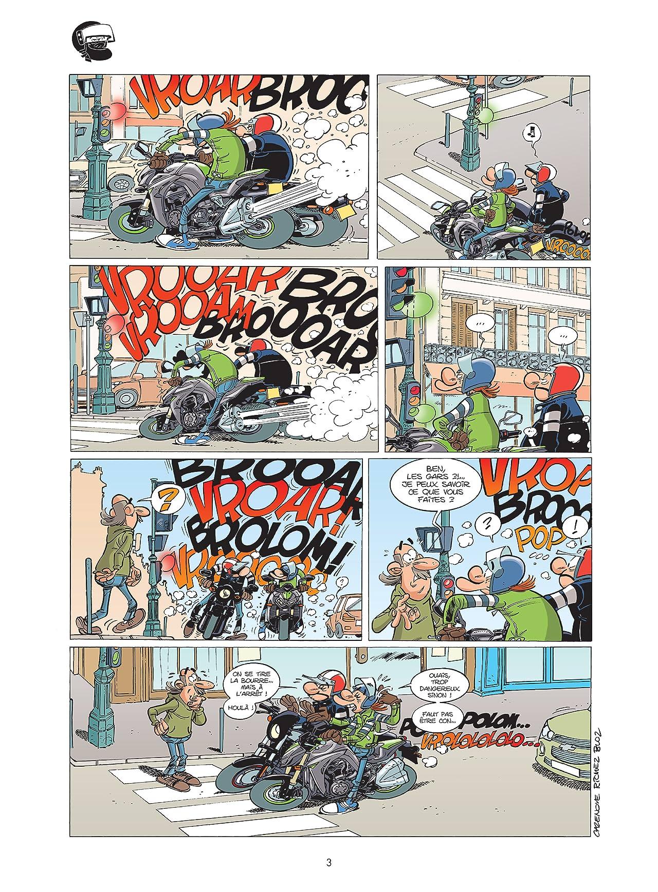 Les Fondus de moto Vol. 7