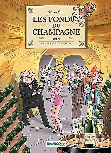 Les Fondus du vin Vol. 4: Du champagne