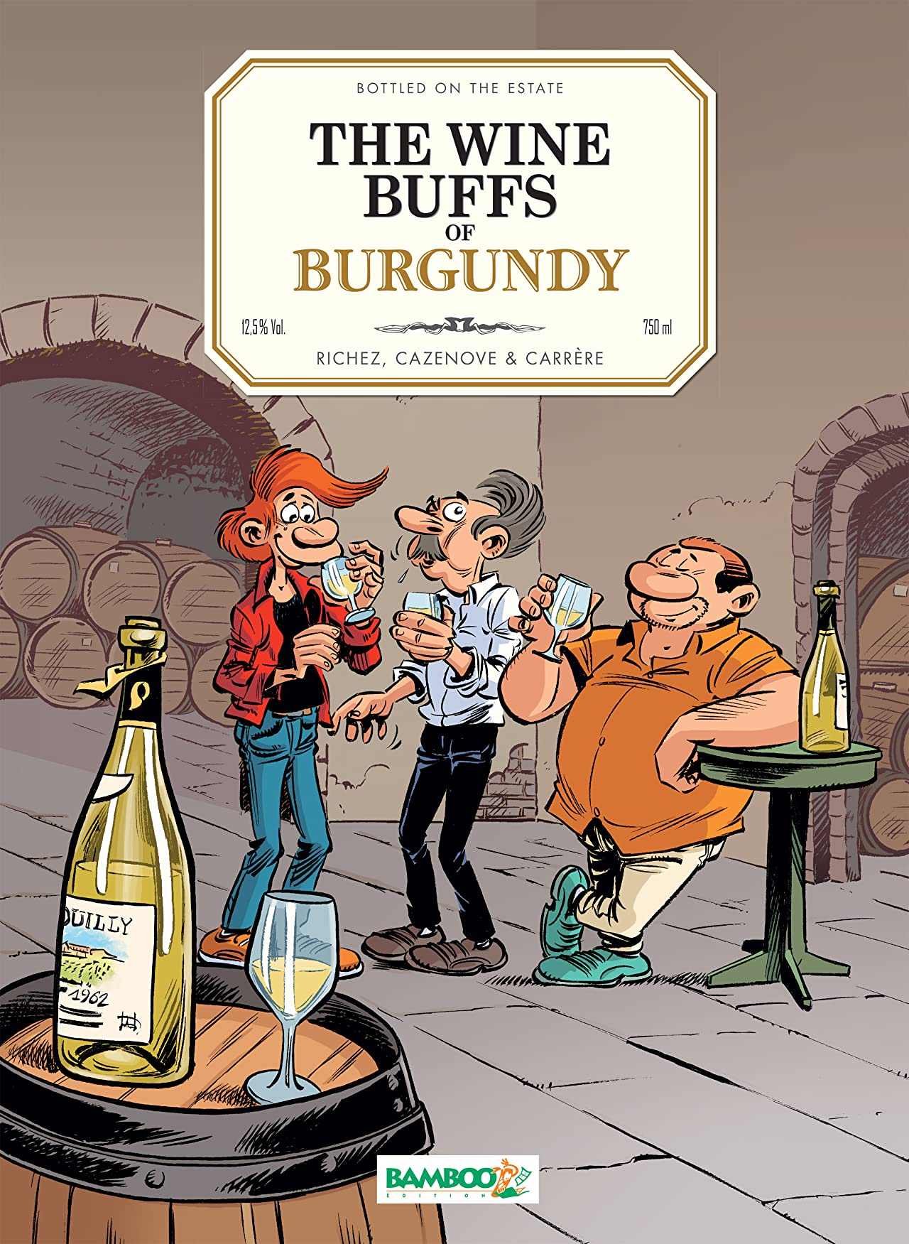 Les Fondus du vin: The Wine buffs of Burgundy