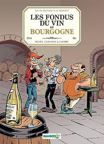 Les Fondus du vin de Bourgogne