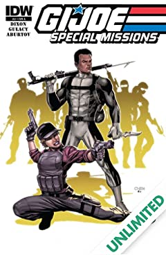 G.I. Joe: Special Missions #2