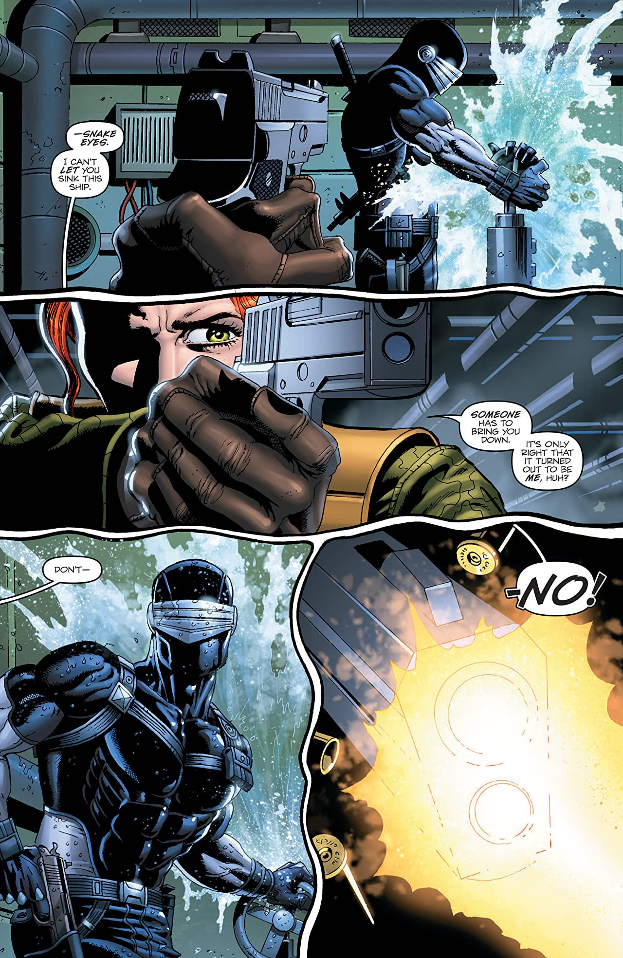 G.I. Joe: Special Missions #2