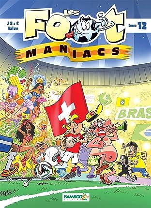 Les Footmaniacs Vol. 12