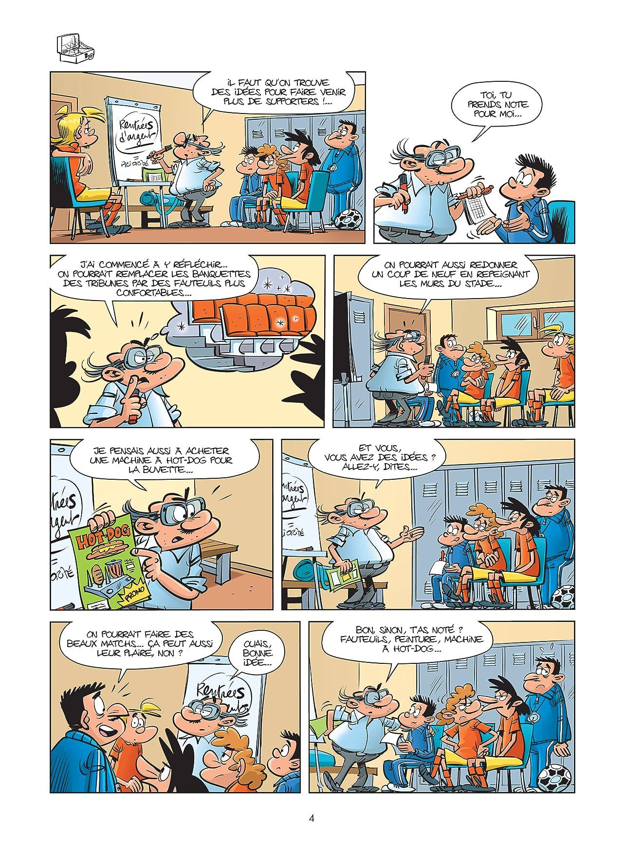 Les Footmaniacs Vol. 13