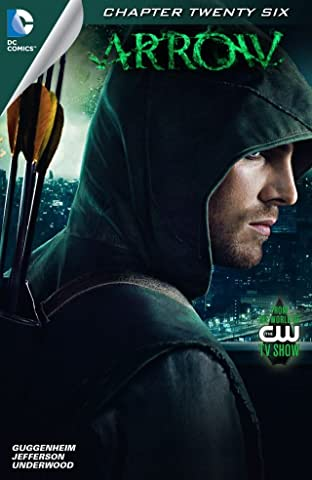 Arrow (2012-2013) No.26