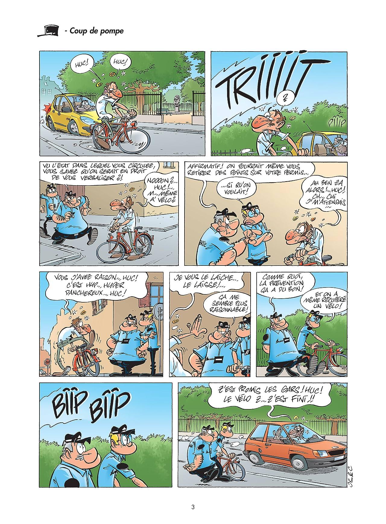Les Gendarmes Vol. 10: Amendes à lire !