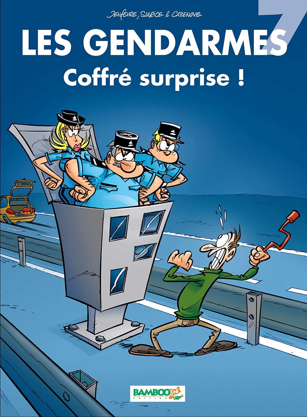 Les Gendarmes Vol. 7: Coffré surprise !