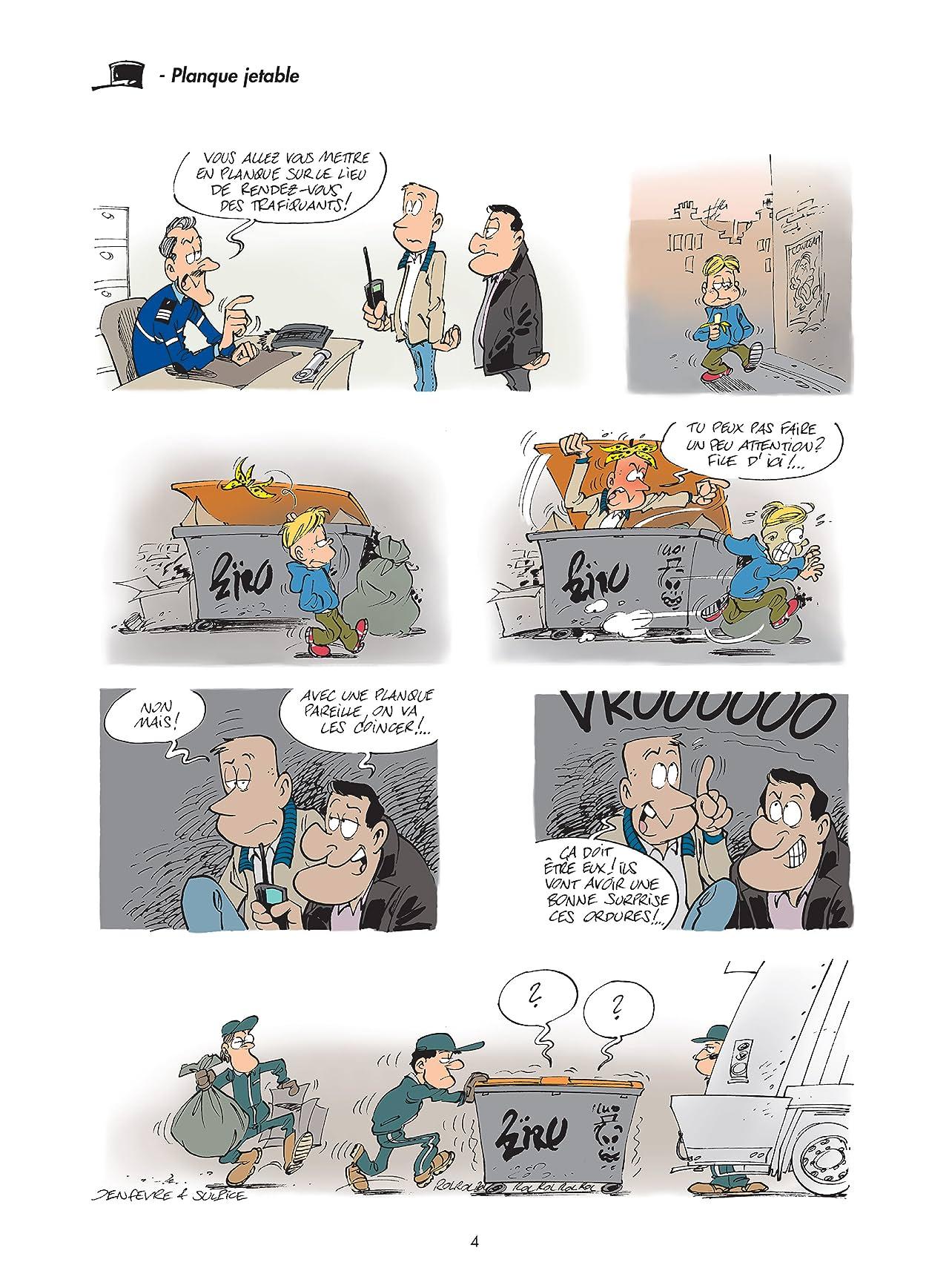Les Gendarmes Vol. 2: Procès vert pâle